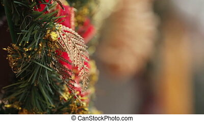 Christmas decoration - Decoration outdoors for Christmas