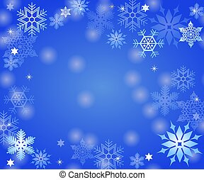 abstract background xmas