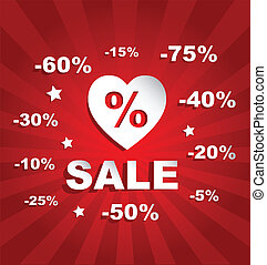 love discount sale