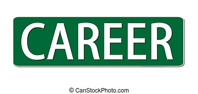 street sign career