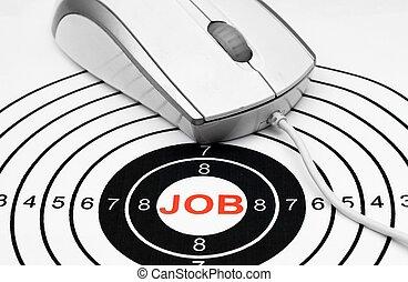 Job target concept