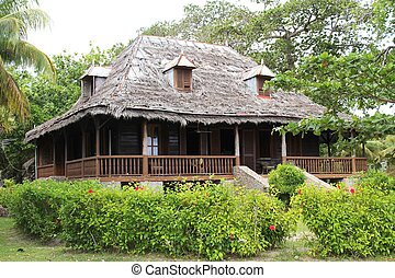 Creole house - Beautiful traditional creole house in union...