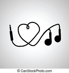 I love music headphones