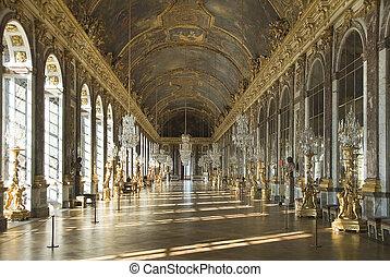 Royal residence Versailles
