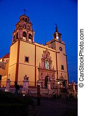 Basilica, Guanajuato, Mexico
