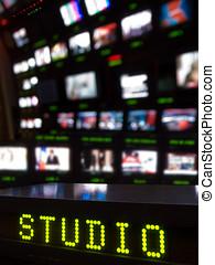 Television Studio Gallery
