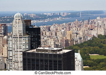 Manhattan Upper West Side - Views of Manhattans Central...