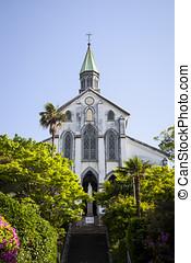 ?ura Church, Nagasaki, Japan - ?ura Church, a Roman Catholic...