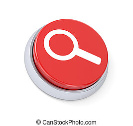Button with magnify glass