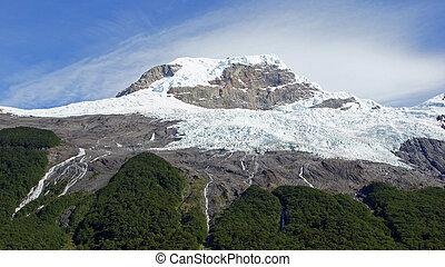 Los Glaciares National Park, Argentina - Cerro Spegazzini...