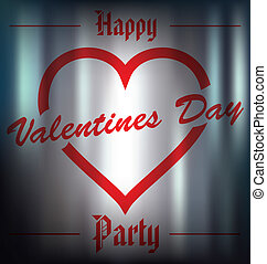 Happy Valentines Day Party - Love is in the air! Happy...