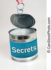 Secrets word