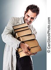 struggling medical student