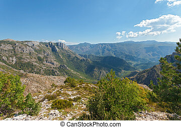 Durmitor National Park, Montenegro. One of the UNESCO World...
