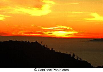 sunrise - Sunrise at Mount Bromo, East Java, Indonesia
