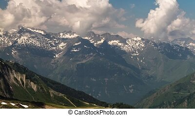 Pic Du Midi, Timelapse, France - Time-lapse of clouds...