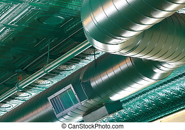 air conditioning duct work - retro air conditioning vents