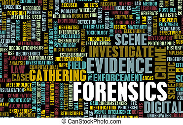 Forensics or Forensic Science as a Concept