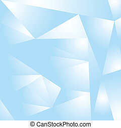 Abstract hi-tech light blue design - Light blue technical...