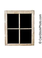 fenêtre, cadre