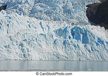 Los Glaciares National Park, Argentina - Glacier Spegazzini,...