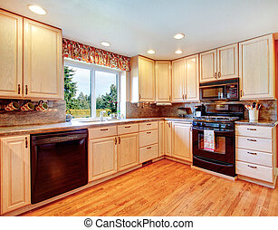 pictures of warm colors cozy kitchen room - small kitchen room