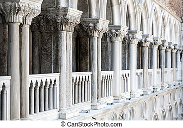 Palazzo Ducale, Venice, Italy.