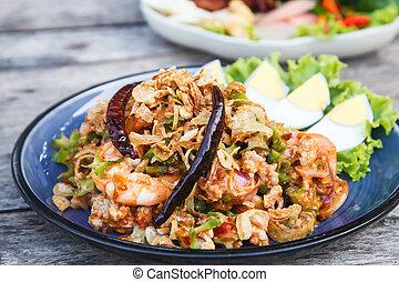 Thai Wing Bean Salad