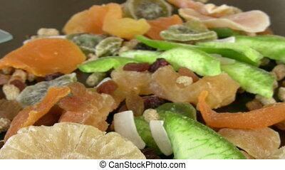 Dried Fruit - Mixed dried fruit