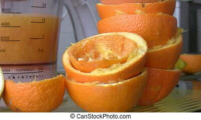 Citrus fruits - Fresh homemade citrus fruits