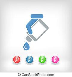 Drop bottle