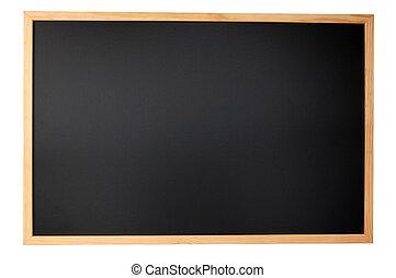 空, 黑板