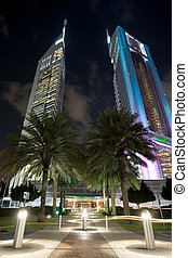 Luxury High Rise Towers in Dubai