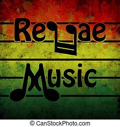 reggae, música