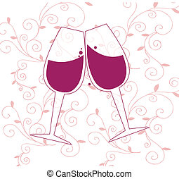 drink design - drink design over white background vector...