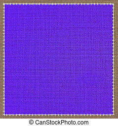 sewing fabric texture background. - colorful background of...