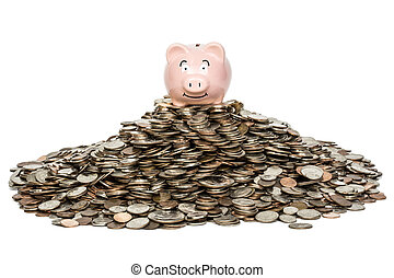 Piggybank Savings - With Dedicated savings plan one can fill...