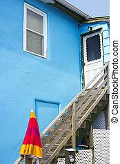 House on the beach, Cape May, NJ - House on the beach, Cape...