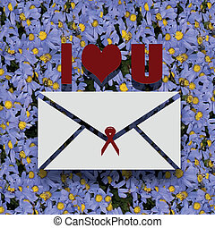i love you - background whit text i love you vector...