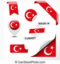 Made In Turkey Collection - Made in Turkey collection of...
