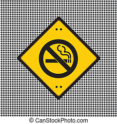 no smoking general needed for use