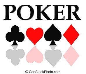 Poker Card Symbols