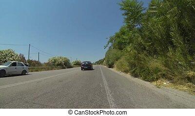 Road In Greece
