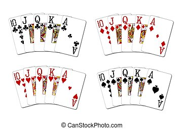 Royal Flush Set