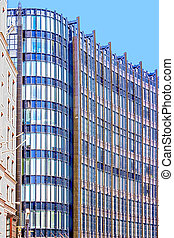 Architecture of London, downtown