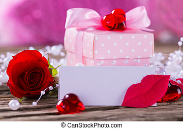 Valentin day background - Happy Valentine day background,...