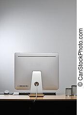 白色, 電腦