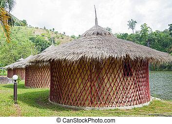 mongolia house style