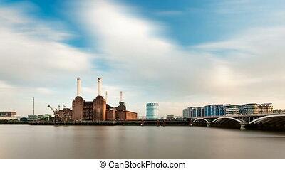 Battersea Power Station Timelapse