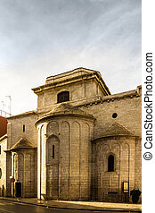 Barletta's Church - an antique church located in Barletta, a...